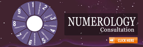 Numerology Consultation at 7Sonalika7.com all over India