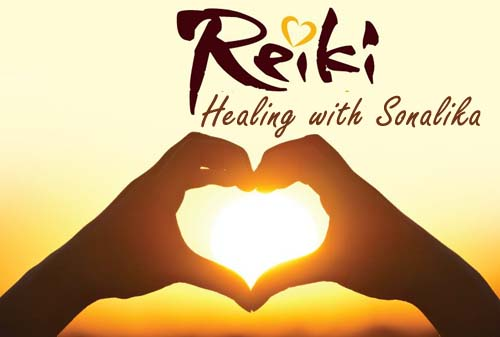 Reiki Healing with sonalika at 7Sonalika7.com New Delhi India